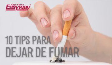 10 consejos para dejar de fumar