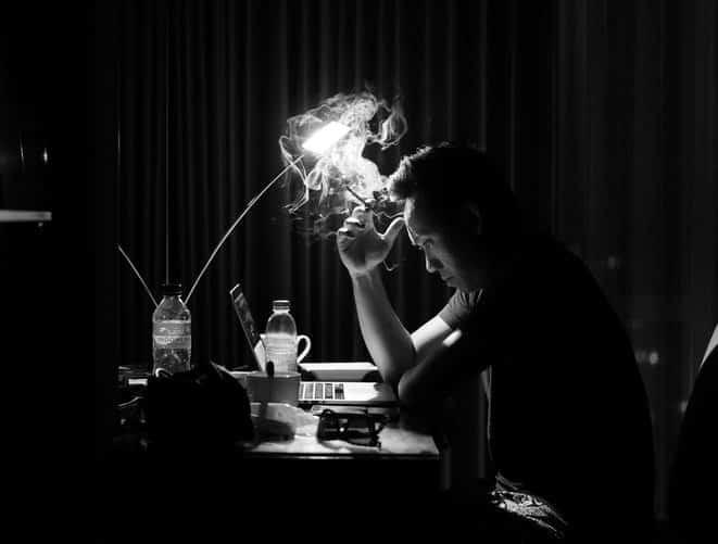 Dejar la nicotina